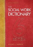 SOCIAL WORK DICTIONARY                  N/A edition cover