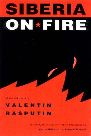 Siberia on Fire Stories and Essays N/A edition cover