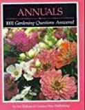 Annuals One Thousand One Questions Answered N/A 9780882665474 Front Cover