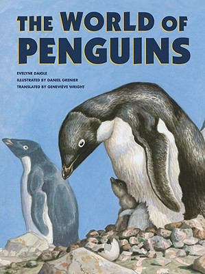 World of Penguins  N/A 9780887769474 Front Cover