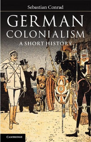 German Colonialism A Short History  2011 edition cover