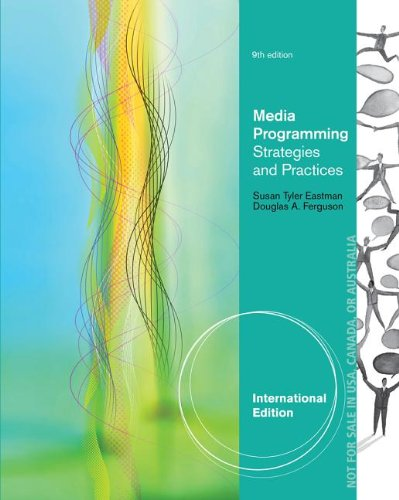 Media Programming Strategies and Practices 9th 2013 edition cover