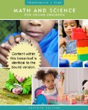 Cengage Advantage Books: Math and Science for Young Children  7th 2013 edition cover