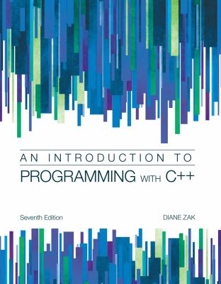 Introduction to Programming with C++  7th 2013 edition cover