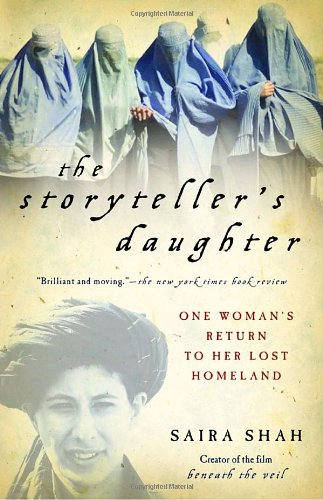 Storyteller's Daughter One Woman's Return to Her Lost Homeland N/A edition cover