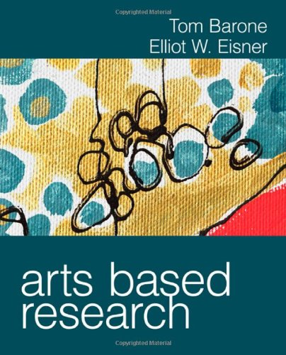 Arts Based Research   2012 edition cover