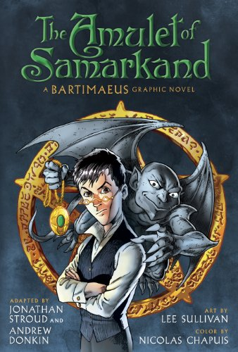 Amulet of Samarkand  N/A edition cover