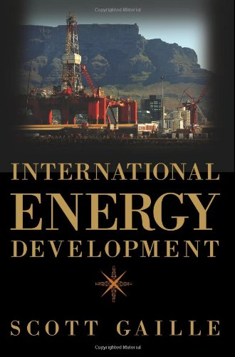 International Energy Development  N/A edition cover