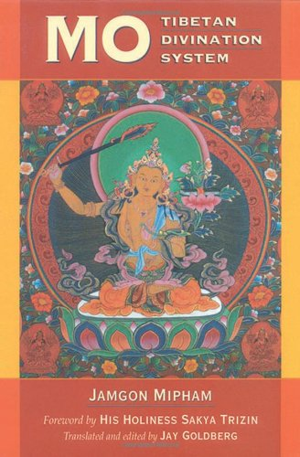 Mo Tibetan Divination System  2000 (Revised) 9781559391474 Front Cover