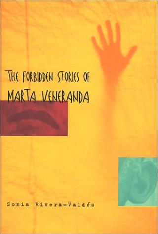 Forbidden Stories of Marta Veneranda   2001 edition cover