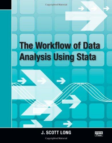 Workflow of Data Analysis Using Stata   2008 edition cover