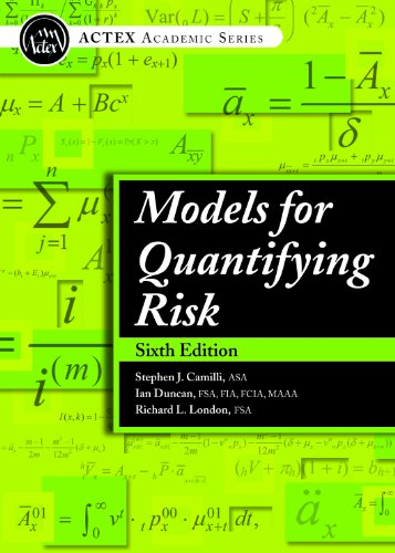 Models for Quantifying Risk  6th 2014 edition cover