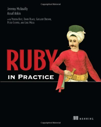 Ruby in Practice   2008 9781933988474 Front Cover