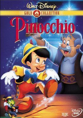 Pinocchio (Disney Gold Classic Collection) System.Collections.Generic.List`1[System.String] artwork