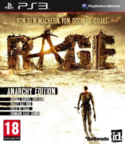 Rage - Anarchy Edition [AT PEGI] PlayStation 3 artwork