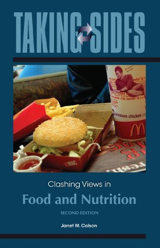 Clashing Views in Food and Nutrition  2nd 2012 edition cover