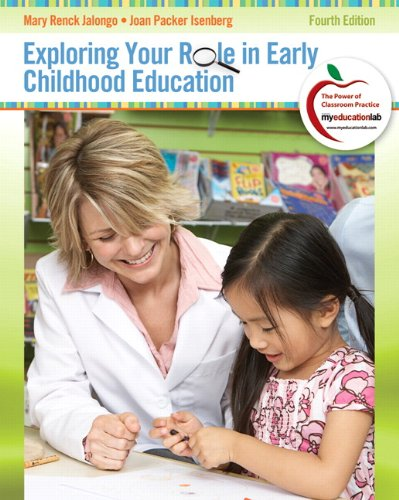 Exploring Your Role in Early Childhood Education  4th 2012 edition cover