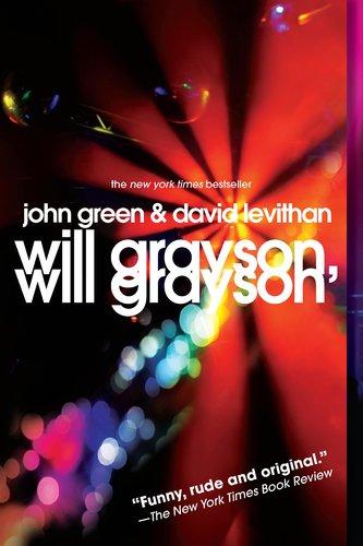 Will Grayson, Will Grayson   2011 9780142418475 Front Cover