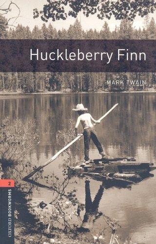 Huckleberry Finn, Level 2   2007 edition cover