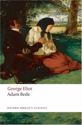 Adam Bede  2nd 2008 edition cover