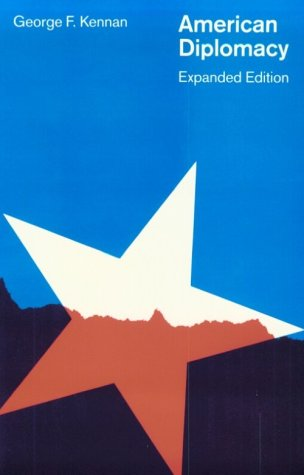 American Diplomacy  2nd 1984 (Enlarged) edition cover
