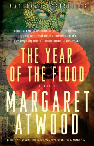 Year of the Flood   2010 edition cover