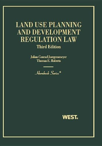 Land Use Planning and Development Regulation Law:   2013 edition cover
