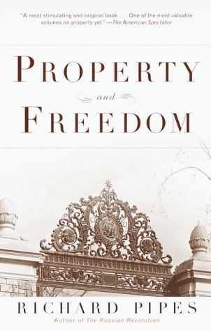 Property and Freedom  N/A edition cover