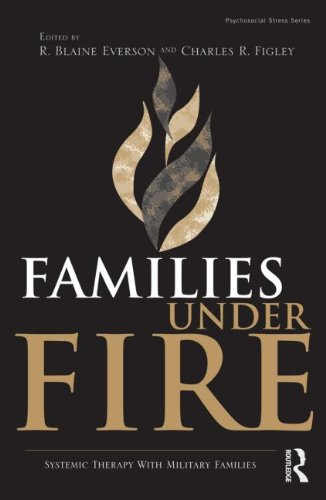 Families under Fire Systemic Therapy with Military Families  2011 edition cover