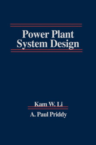 Power Plant System Design  1st 1985 edition cover
