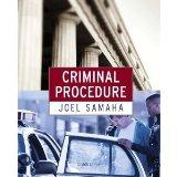 Criminal Procedure  8th 2012 edition cover