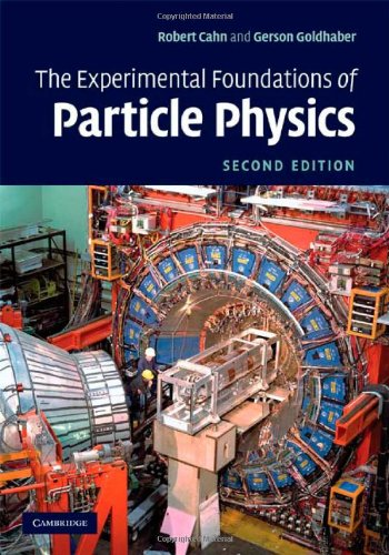 Experimental Foundations of Particle Physics  2nd 2009 (Revised) edition cover
