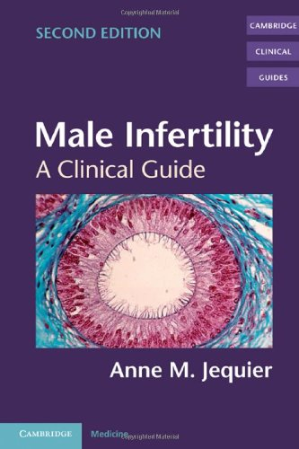 Male Infertility A Clinical Guide 2nd 2011 (Revised) 9780521831475 Front Cover