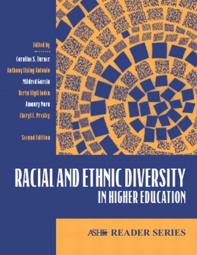 Racial and Ethnic Diversity in Higher Education  2nd 2003 edition cover