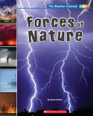 Forces of Nature   2010 9780545237475 Front Cover