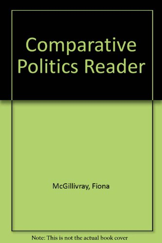 Comparative Politics Reader Revised  9780757522475 Front Cover