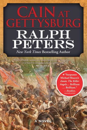 Cain at Gettysburg   2012 edition cover