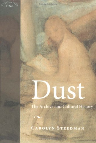 Dust The Archive and Cultural History  2002 edition cover