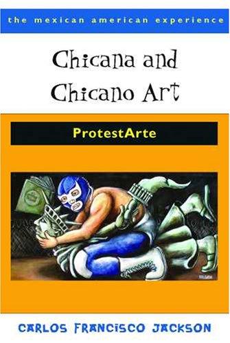 Chicana and Chicano Art ProtestArte  2009 edition cover