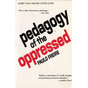 Pedagogy of the Oppressed   1986 edition cover