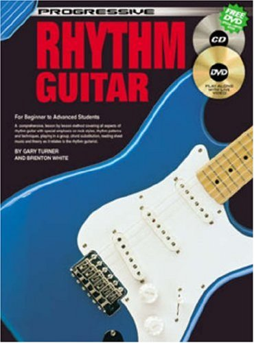 Rhythm Guitar : For Beginner to Advanced Students N/A edition cover
