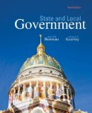 State and Local Government:   2016 9781305388475 Front Cover