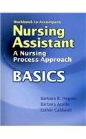 Nursing Assistant Nursing Process Approach - Basics  2010 edition cover