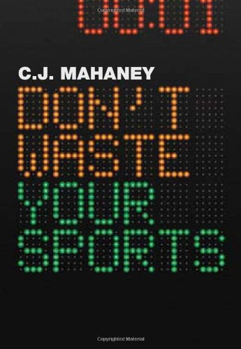 Don't Waste Your Sports   2010 edition cover