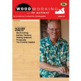 Woodworking in Action: Bevel Cutting, Surface Textures, Making Bedposts, Pyrorgaphy, the Creative Impulse  2012 edition cover