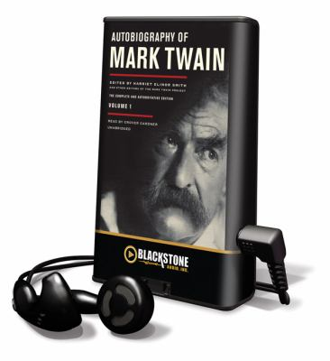 Autobiography of Mark Twain, Volume 1 The Complete and Authoritative Edition N/A edition cover