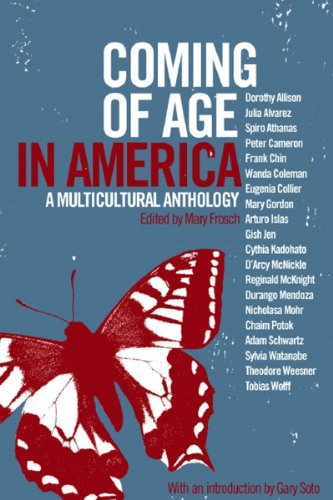 Coming of Age in America A Multicultural Anthology  2007 edition cover