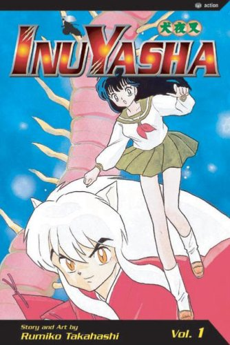 Inuyasha, Vol. 44  2nd 2003 edition cover