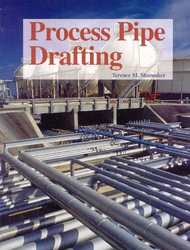 Process Pipe Drafting  4th 2004 edition cover
