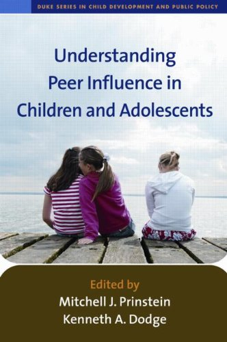 Understanding Peer Influence in Children and Adolescents   2008 9781606236475 Front Cover